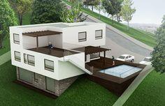 casas innovadoras - Buscar con Google