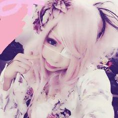 Minpha ♡ from Pentagon ♡ visual kei artist ♡