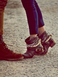 FREEBIRD by STEVEN Wyatt Ankle Boot at Free People Clothing Boutique