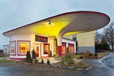 Halver: Die macht was her! Die Tankstelle wird als Friseursalon und für...                                                                                                                                                                                 More