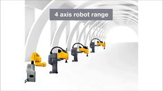 Stäubli TS80 SCARA robots