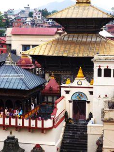 Travel PhotographyHindu Temple in Kathmandu by SnapshotsOfTheWorld, $20.00