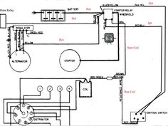 1971 Chevy Voltage Regulator Wiring | schematic and wiring diagram 1971 Ford F100, Ford F250, Ford Bronco, New Starter, Starter Motor, Function Diagram, Camaro Interior, Motorcycle Wiring, 72 Chevy Truck