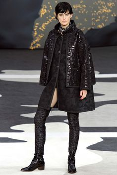 Chanel Ready-to-Wear A/W 2013 gallery - Vogue Australia