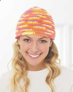 Cool Crochet Beanie