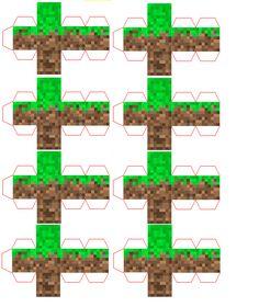 Papercraft Mini Dirt Block(INK SAVAHS!!!!!!!!!) Minecraft Beach House, Minecraft Japanese House, Easy Minecraft Houses, Minecraft Room, Minecraft Crafts, Minecraft Wall Designs, Minecraft Templates, Minecraft Banners, Minecraft Blueprints