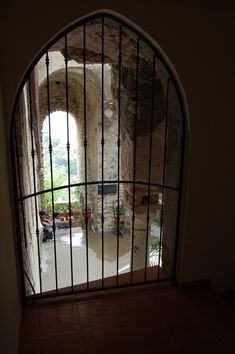 Il chiostro medievale a L'ANTICO EPISCOPIO