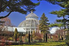 Bronx Botanical Garden by dianasch, via Flickr