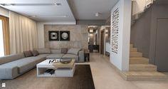 Zdjęcie: Salon styl Nowoczesny - Salon - Styl Nowoczesny - A2 STUDIO pracownia architektury