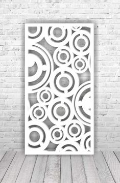 interior panels with abstract geometric pattern Living Room Partition Design, Room Partition Designs, Geometric Stencil, Geometric Designs, Outdoor Screen Panels, Gypsum Ceiling Design, Jaali Design, Cnc Cutting Design, Window Grill Design