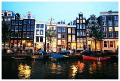 Amsterdam- Jordaan district