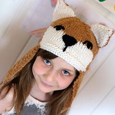 Ravelry: Rusty the Fox pattern by Fiona Goble