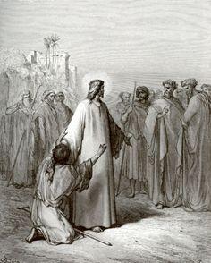 """AMBASSADOR FOR JESUS"": ""Bring him unto me."""