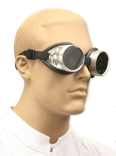 Screw Ring Goggles!  I think I might need these!! DG http://www.steampunkemporium.com/store/002684S.php