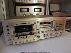 Marantz SD 8020 2 speed tape deck