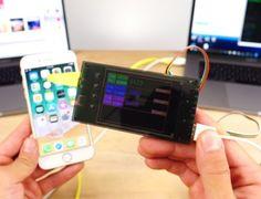 Китайские хакеры научились взламывать iPhone