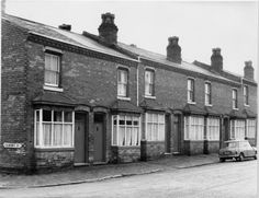Camden Street Hockley 1967 in Hockley Birmingham U K