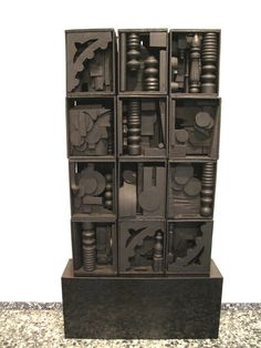 louise nevelson | Tumblr