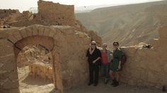 Exploring Masada during free time on the dispute resolution study abroad program in Israel. #travel #masada #hamlinelaw