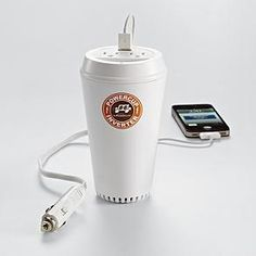 Gadget, Laptop & Cell Phone Car Charger    this charger fits any dc outlet.  #redenvelope and #fathersday
