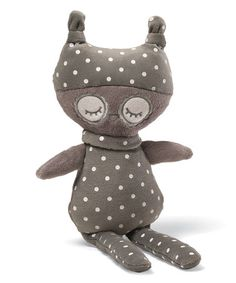 Another great find on #zulily! Oakley Owl Plush Toy #zulilyfinds