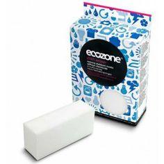 Ecozone, Gąbka do Usuwania Plam, 4 szt.! Gąbka - gumka do usuwania plam i zanieczyczeń z ubrań, do stosowania przed włożeniem do pralki. Zawiera biodegradowalne składniki, które usuwają tłuste plamy z różnego rodzaju materiałów. http://www.naturepolis.pl/pl/odplamiaczewybielacze/243-gabka-do-usuwania-plam-4-szt--5060101530375.html