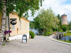 Kesäravintola Linnakrouvi, Savonlinna