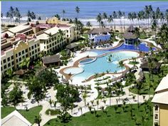 The resort we're staying at in Bahia, Brazil!!! WAHHH!!    BrasilViagem.com - Hotéis - Praia do Forte - Iberostar Bahia Hotel