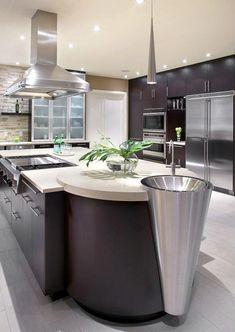 Evier de cuisine design