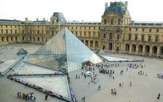Iconic Legends: The 10 Greatest Modern Architects of Our Time I.M. Pei's entrance to the Le Grand Louvre in Paris