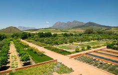 Inspiration exterieur Cape Dutch - Babylonstoren Farm Hotel