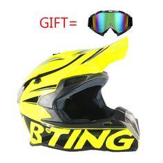 New fashion design Off-Road Helmet motocross helmet professional Downhill motorcycle helmet Dirt Bike Rally racing capacete DOT