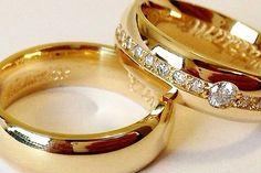 Confira dicas de como escolher a aliança de casamento! http://www.doomaeventos.com.br/site/noticia_ver.php?id=442