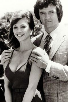 Bobby and Pam Ewing