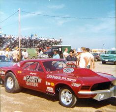 Race Cars in Indianapolis 1970 Funny Car Drag Racing, Nhra Drag Racing, Funny Cars, Rat Rods, Old School Muscle Cars, Drag Cars, American Muscle Cars, Car Humor, Vintage Racing