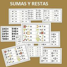 Image result for resta matematica para autistas