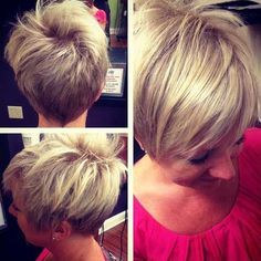 Short Hairstyles for Older Women 2014 – 2015 – Latest Bob HairStyles