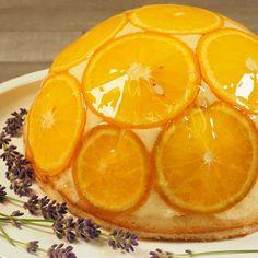 Cake by the ocian Mini Tortillas, Cake Cookies, Biscuits, Orange, Fruit, Desserts, 3d, Flower, Jello