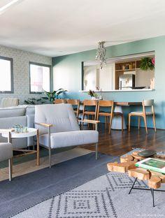Já imaginou uma casa toda decorada com móveis e objetos lindos e 100% brasileiros? Pois essa é a proposta do Apartamento Hometeka Autoral.