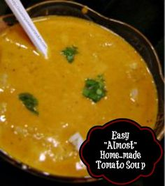 Creamy Tomato Soup #Recipe