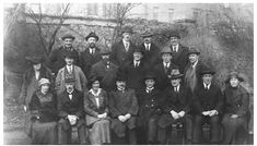 Mick, first row, in on the right Irish Landscape, Michael Collins, Front Row, The Row, Presidents, Ireland, Culture, History, Concert