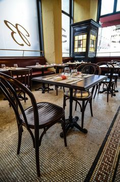 Baccano #Restaurant, Bistrot Rione Trevi, design and made by RPM Proget Photo: Alessandro Maggi