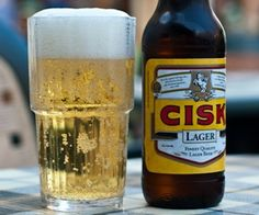 Cisk lager from Malta this stuff is amazing!
