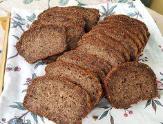 Un pane superproteico, ideale per le colazioni della dieta del gruppo sanguigno. Dedicato a tutti i gruppi, consigliato anche per uno spuntino pomeridiano.