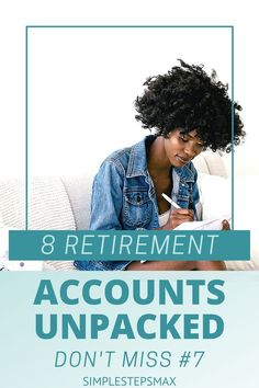Wondering what the difference is between a 401K and an IRA? Should you have a Roth or traditional account? All these questions are answered in this article. So, go check out the best types of individual retirement accounts available to you. #retirement #investing #financialtips #moneytips Retirement Savings Plan, Retirement Accounts, Saving For Retirement, Early Retirement, Roth Account, Employer Identification Number, Individual Retirement Account, Todays Verse, You Are The Greatest