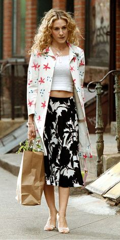 10 lições de estilo que aprendemos com Carrie Bradshaw | Chic - Gloria Kalil: Moda, Beleza, Cultura e Comportamento