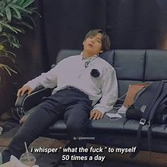 Bts Qoutes, My Mood, Bts Jungkook, Daily Quotes, My Life, In This Moment, Feelings, Memes, Sayings