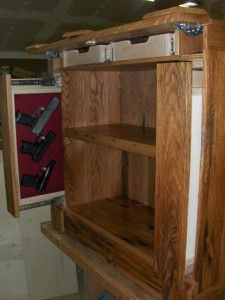 storage in small bedrooms 1000 images about gun safes on gun 17428