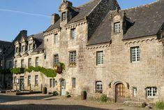 Locronan, Finistère, Bretagne - beautiful village