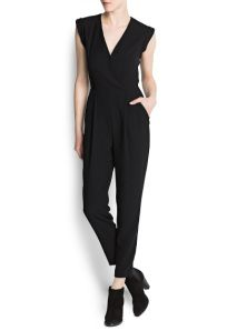 2014 TREND REPORT: THE JUMPSUIT AND THE ROMPER #MANGO